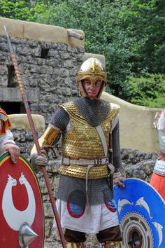 late roman armour - Google Search