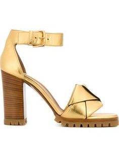 origami bow sandals $896 #ShopSale #relevant #marni