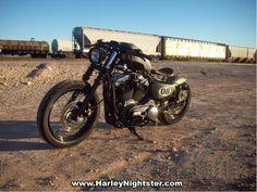 Harley Nightster, Harley Davidson Sportster, Wheels, Motorcycle, Motorcycles, Motorbikes, Choppers
