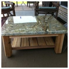 How To Make A 100 Dollar Table Granite Top Scrap From A