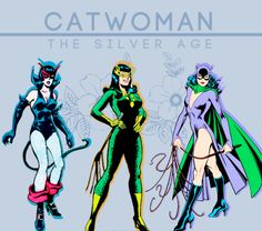 Silver Age Catwoman