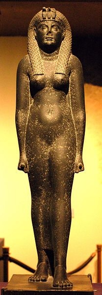 Cleopatra vii - 1 of 7 statues in the world and she lives at my work! The Rosicrucian Egyptian museum Egyptian Queen, Ancient Egyptian Art, Ancient History, Ancient Rome, Cleopatra Statue, Queen Cleopatra, Kairo, Religion, Ancient Artifacts