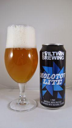Molotov lite by Evil Twin USA