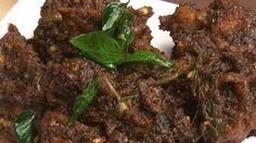 Guntur Mutton Fry - How to Make Andhra Style Spicy Mutton - Red Pix Good...