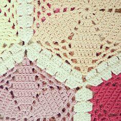 Fitzbirch crafts favourite free crochet hexagon patterns arts another beautiful crochet project by haafner similar free grannys garden hexagon pattern by cherie durbin dt1010fo