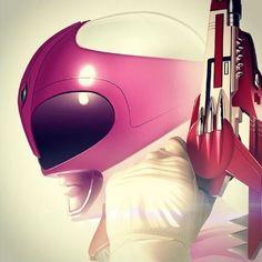 Mighty Morphin Pink Ranger