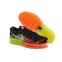 Nike Men's Flyknit Max Running Shoes