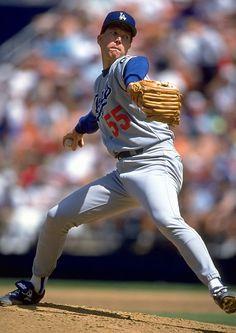 iconic photos | Iconic Dodgers Photos - Orel Hershiser | Sports Illustrated Kids