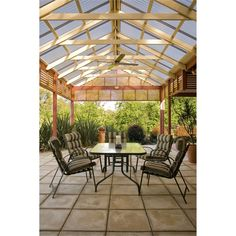 Find Softwoods Freestanding x Pre-cut Gable Pergola Kit Suntuf Solarsmart at Bunnings Warehouse. Visit your local store for the widest range of garden products. Building A Pergola, Covered Back Patio, Roof Styles, Patio Decor