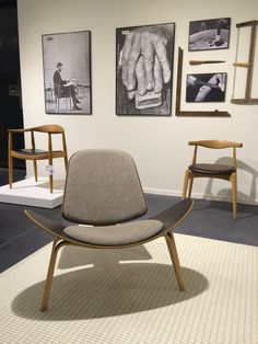 Expo Hans J. Wegner: king of chairs from 15/10 until 15/11/2014 @ Designhus Tervuren