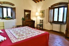 Our Room A #rooms #chianti #tuscany #italy