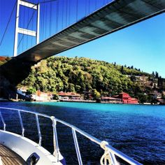 Bosphorus Istanbul Bosphorus is the pride of Istanbul and offers stunning view from the 32 km coastline of Istanbul There are two bridges to cross the Bosphorus as well as regular ferries that depart from Eminonu Besiktas Uskudar and Kabatas Click for Photos