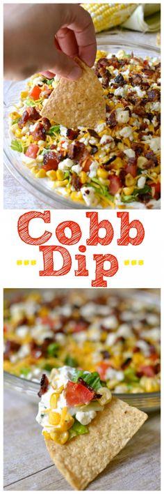 Cobb Dip | Lemon Tree Dwelling