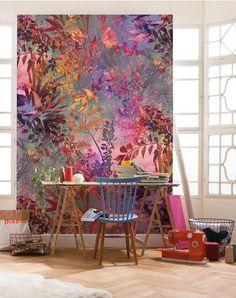 Komar Wild Garden Wall Mural-4-211 - The Home Depot - Google Chrome