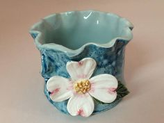 Dogwood Flower Cup by Joan