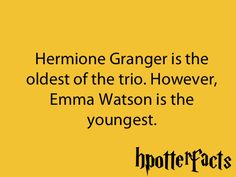 HP facts.