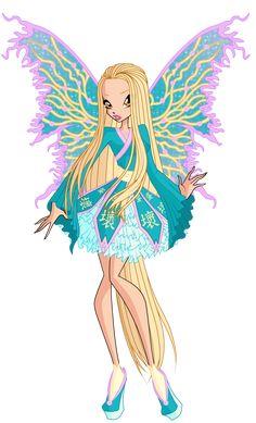 Daphne Imperix Concept by Winx-Rainbow-Love