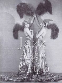 The Dodge Twins in the C.B. Cochran's cabaret show Suppertime at the Trocadero, London, 1926 http://www.jazzageclub.com/dancing-duos/the-dodge-twins