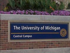Central campus University of michigan
