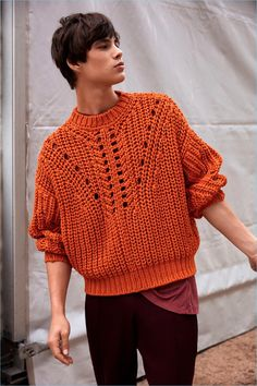 Ladies Sweater Design · Isabel Marant is the latest label to watch. The  French fashion house makes its menswear 7e62b6fd4