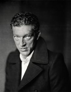 Vincent Cassel | by Paolo Roversi