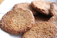 Hazelnut and Orange Cookies..soft and chewy (Recipe calls for hazelnut flour which is 8g net carbs per cup)
