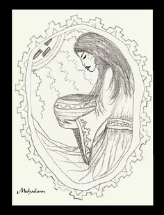 free printable coloring page for adults native americans gratis kleurplaat voor volwassenen indianen coloring for adults free printables pinterest