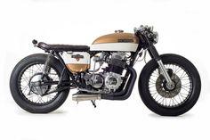 Honda CB750 Café Racer 1