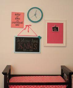 Creatively Purposed: Karis' Room Decor