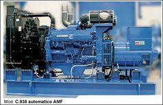 Compagnia Tecnica Motori - Gruppo elettrogeni diesel Cummins