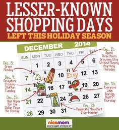 Wait, There's a Green Monday Now?  holiday humor | funny | shopping