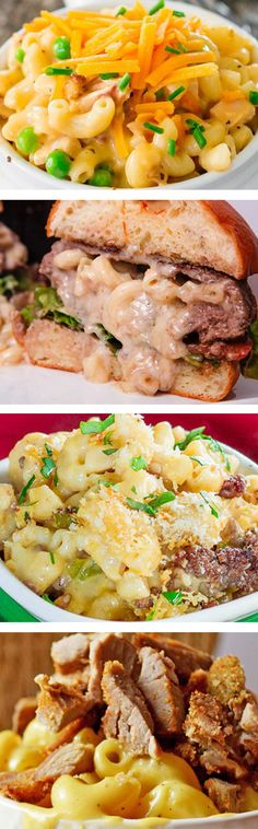 Yeah... That's a mac-and-cheese stuffed burger. Mind = Blown. http://www.cheeserank.com/culture/extreme-mac-and-cheese-recipes/