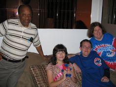Charles, Peggy, Daniel & Kirstyn-Summer 2009 (La Grange, IL - 2009)