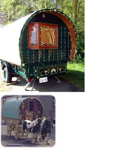 Set Research:  Gypsey Wagons