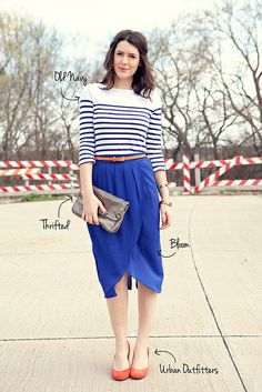 this is cute love the skirt