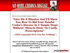 Nice No More Crohn's Disease The Crohn's Disease Treatment And Natural Crohn's Disease Cure  No More Crohn's Disease The Crohn's Disease Treatment And Natural Crohn's Disease Cure       http://livecrohnsfree.com/ review [ad_1] Help People... http://showbizlikes.com/no-more-crohns-diseasethe-crohns-disease-treatment-and-natural-crohns-disease-cure/