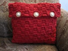 cute pillow cover!
