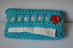 Tissue package holder pattern ❥Teresa Restegui http://www.pinterest.com/teretegui/❥