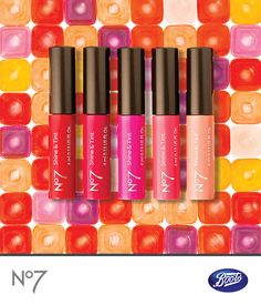 New Shine & Tint lip glosses are super-moisturizing, with color that lasts and lasts for all-day gorgeousness.