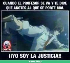 SOY LA JUSTICIA !!!!!!!