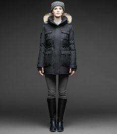 NOBIS WOMEN'S CINDY JACKET #Nobis #inspiration #sowarm #outerwear  #thestylishfoodie #embracetheelements