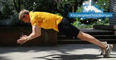 Körpergewichtsübungen für ein effektives Workout #workout #freeletics #letsdothis