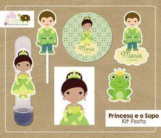 Kit Festa A Princesa