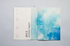 Craft Annual Report on Behance