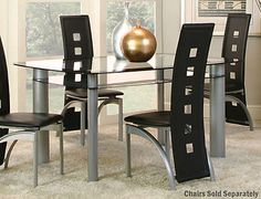 Christian Table 6 Chairs