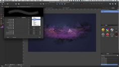 Affinity Designer tutorial – How to Creating Your Own Custom Smoke Brush...