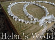 ellenishop wedding and Helen's Wedd collection by ellenishop Wedding Crowns, Etsy Seller, Crochet Necklace, Romantic, Trending Outfits, Unique Jewelry, Handmade Gifts, Vintage, Stock Wedding Crowns