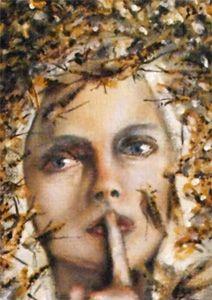 #Malerei #Bild #Ölgemälde #Kunst #zeitgenössisch #berlin #Ulm #kunst #machen #Adriana #Arroyo #Quirin #Bäumler  #winsor #newton #farbe #galerie #maimeri #leinwand #pinsel #expressive #teuer #surrealismus #neue #welt New Girl, Painting, Art, Beauty, Contemporary Art, Abstract Art, Surrealism, Canvas, Pictures