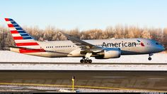 American Airlines N803AL Boeing 787-8 Dreamliner aircraft picture