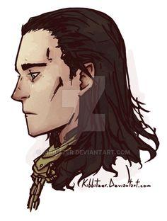 Loki by Kibbitzer on DeviantArt